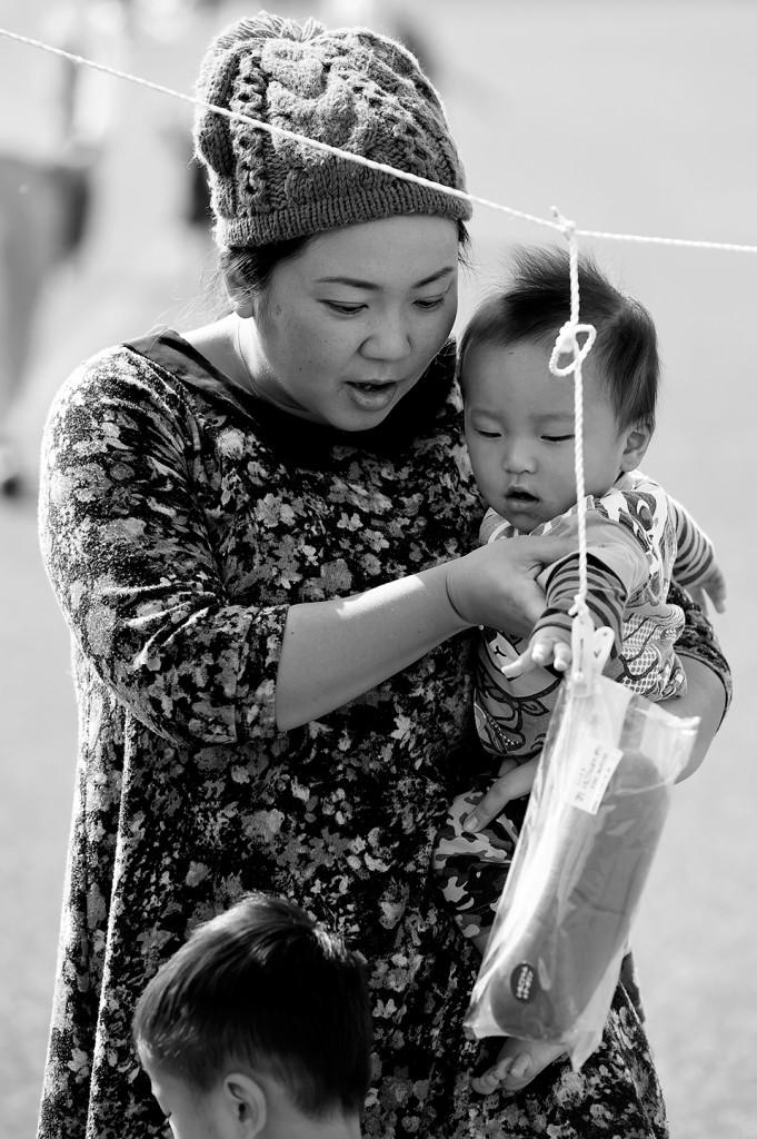 村の運動会 NIkon D750 photo by son