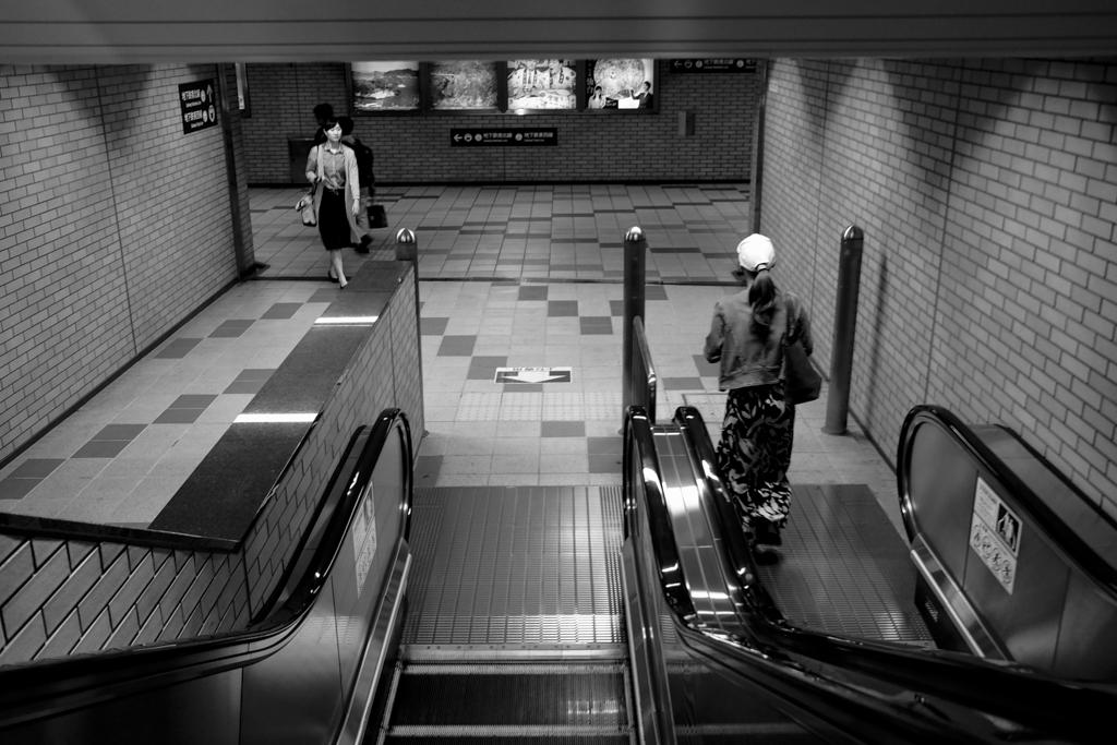 地下鉄南北線 仙台駅