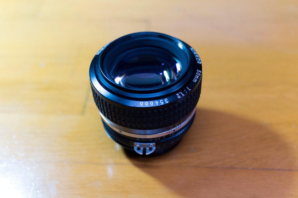 Nikkor 28mm f/2.8S