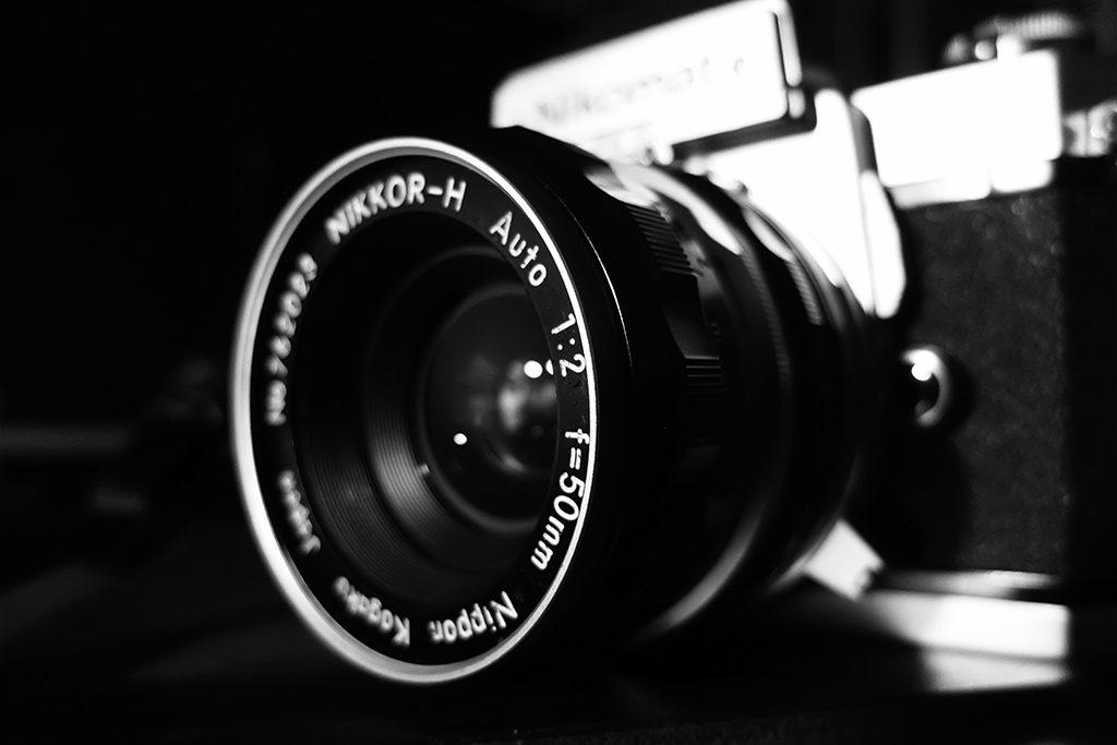 Nikomat FT3 + NIKKOR-H Auto 50mm F2 Ai改