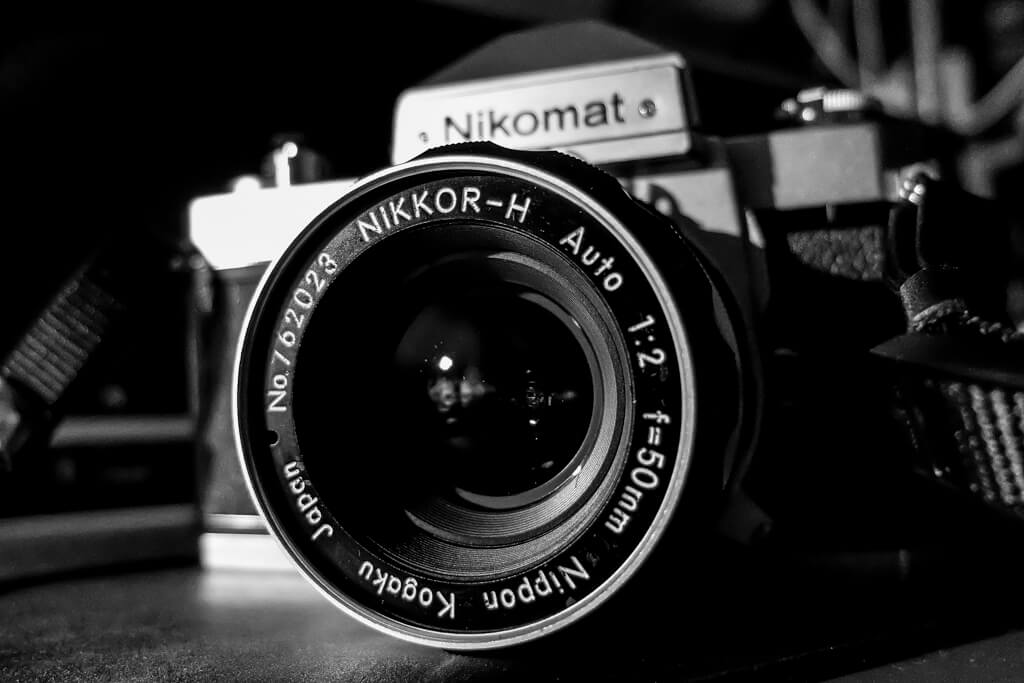 X30で撮ったNikomat FT3 + NIKKOR-H Auto 50mm F2 Ai改