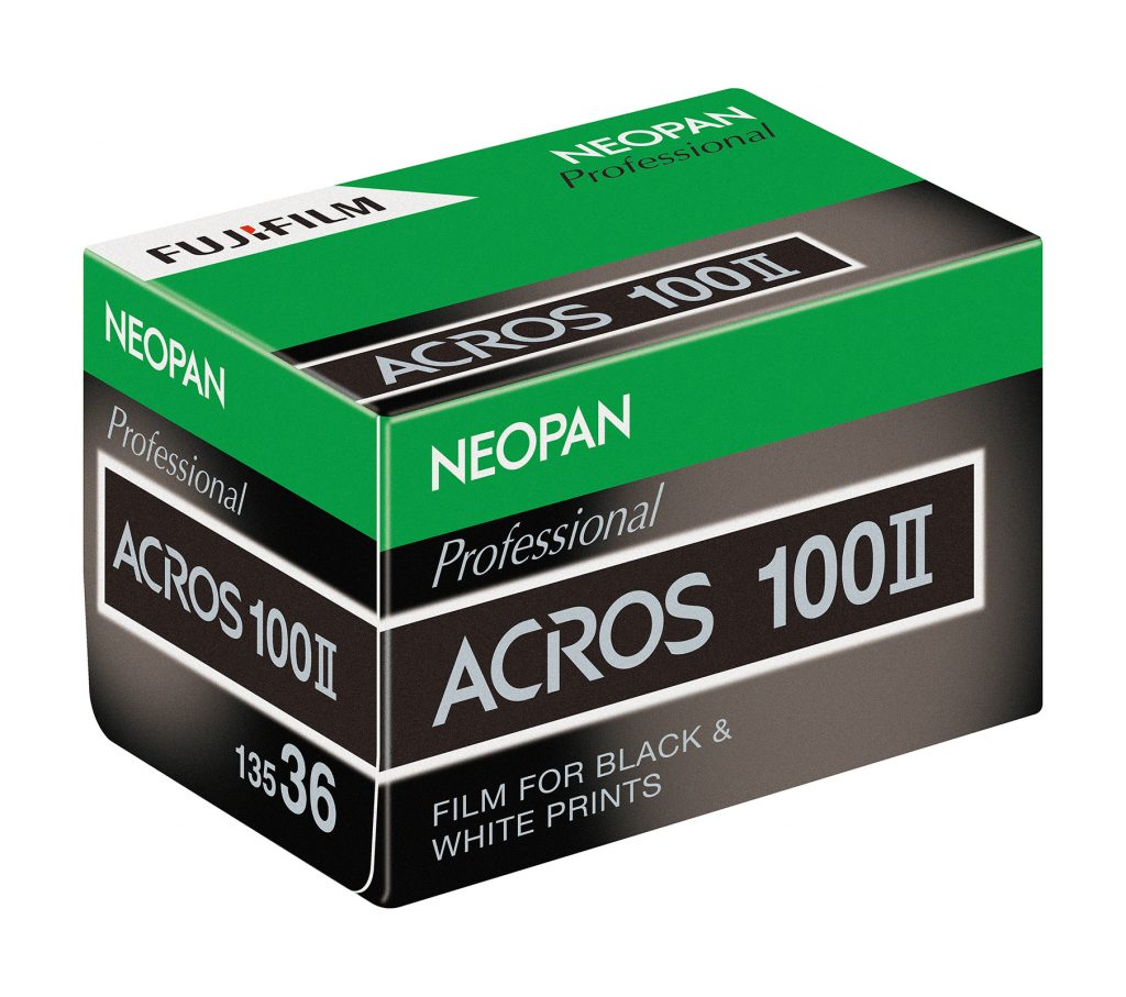ネオパン100 ACROS II