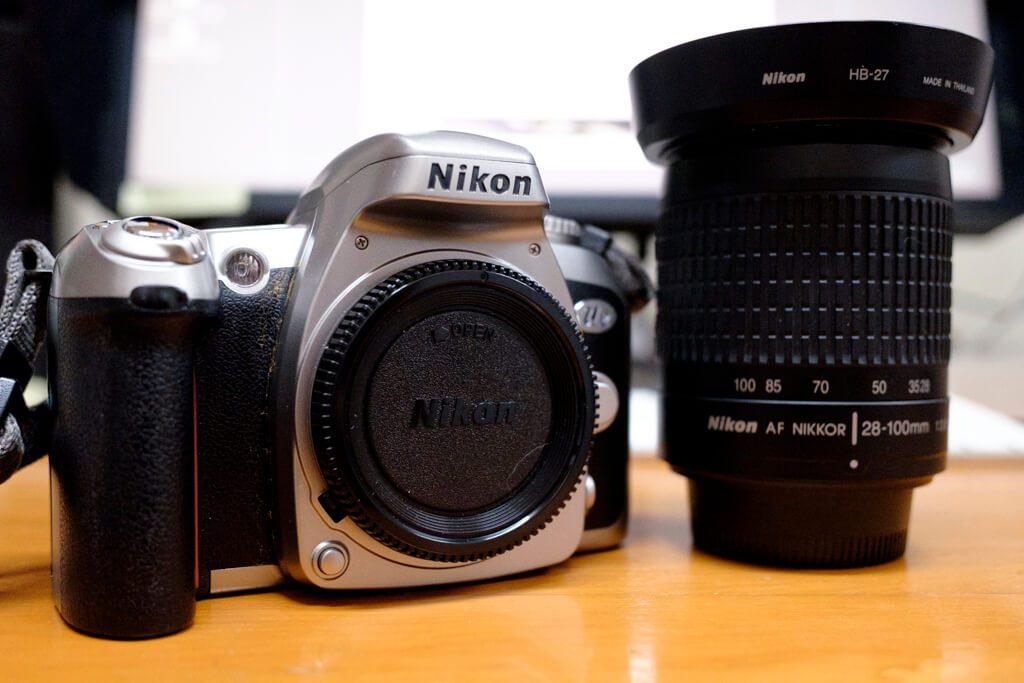 Nikon U2 & AF Zoom Nikkor 28-100mm F3.5-5.6G