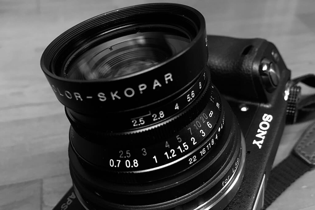 COLOR-SKOPAR 35mm f/2.5 MC (C-Type)