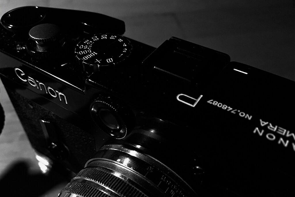 Canon Populaire Black