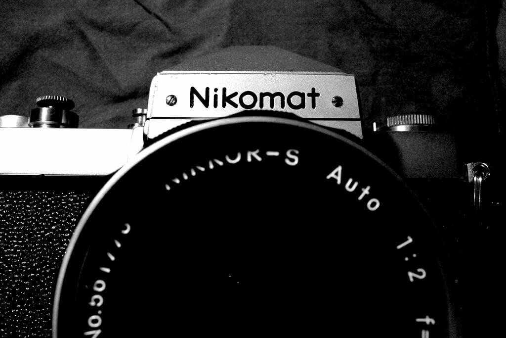 GR III, Nikomat FTN + NIKKOR-S Auto 5cm f/2