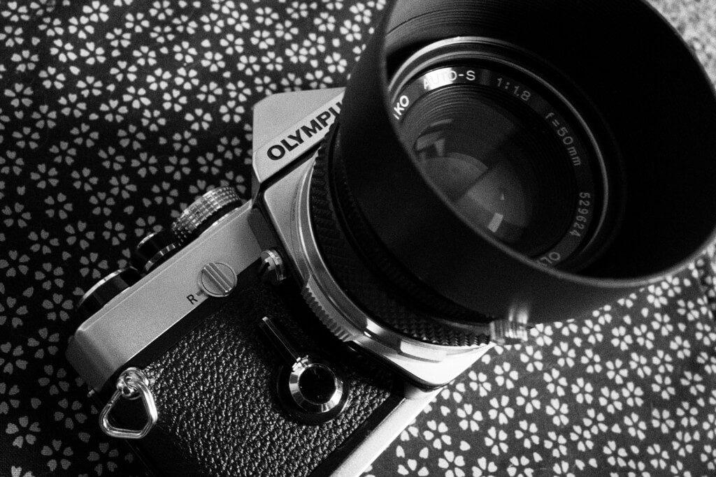 GR III, OM-1, 20台目のカメラが OM-1 になるとは思ってもみませんでした。