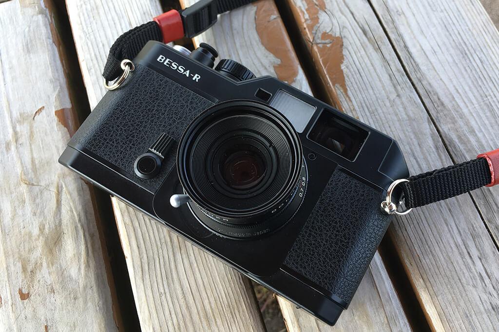 BESSA-R + COLOR-SKOPAR 35mm f/2.5 MC