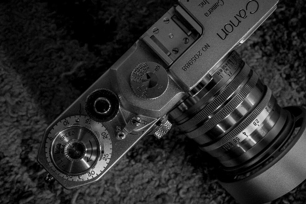 GR IIIで撮った IV Sb 改 + Canon 50mm f/1.8