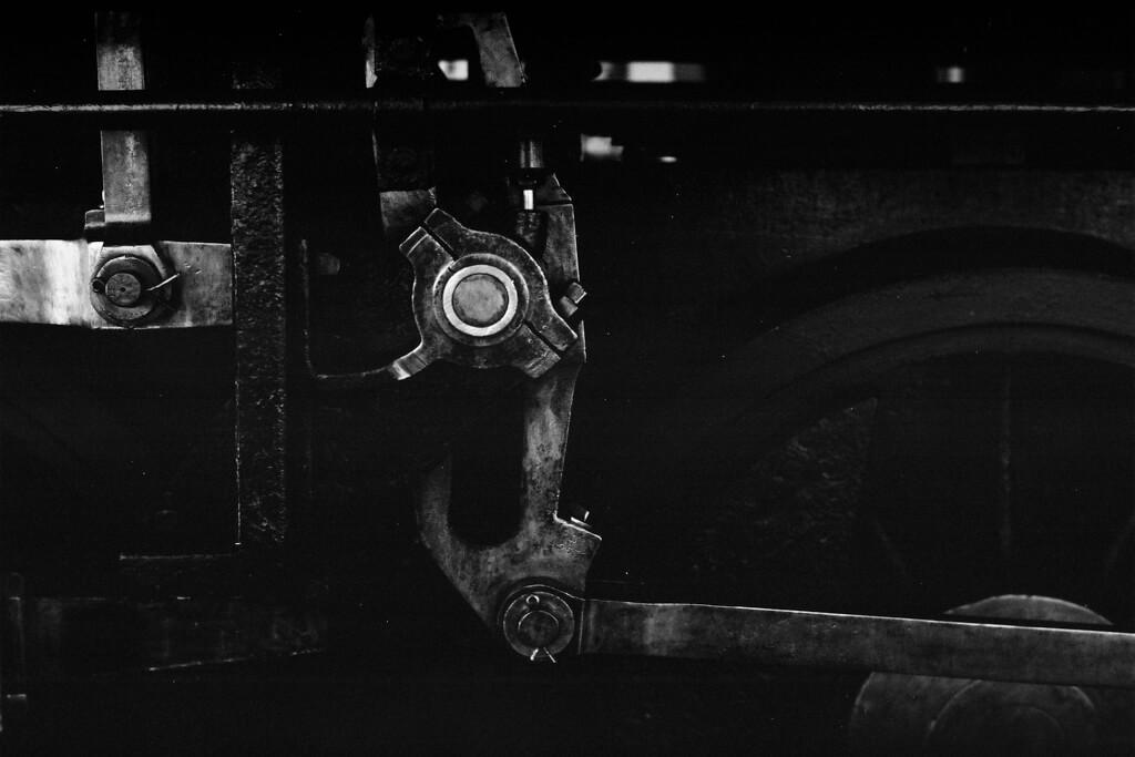 IV Sb 改, Canon 50mm f/1.8, FUJIFILM ACROS II, Y2 フィルター